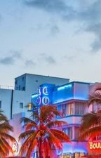 Homesickness & Relative Happiness:  Crockett X Tubbs: Miami Vice by TheLibertyKingdom