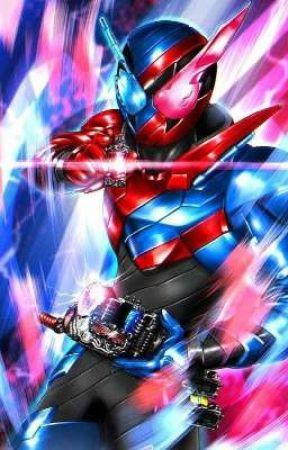 Senran Rider: A Kamen Rider in a Shinobi World by Lunar_Legend