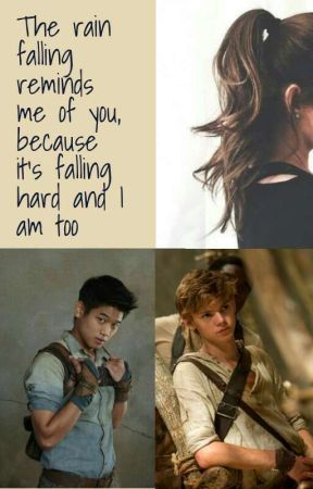!!DISCONTINUED!!  Into The Maze - The First Girl - Newt x Reader x Minho by dam-tmr-fan