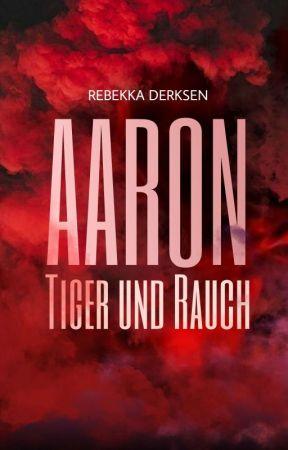 Aaron - Tiger und Rauch by FrauBrummer