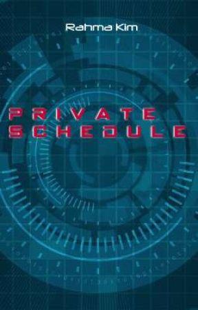 Private Schedule by rahmakim97