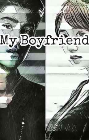 My Boyfriend  by shafitri_Ap