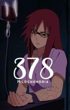 378 | sasukarin oneshot by Milochondria