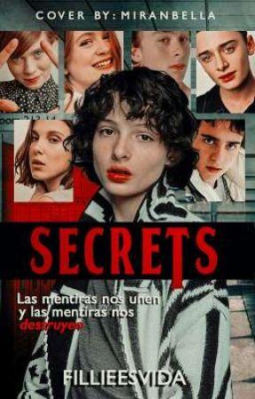 Secrets [Pausada] by goldenfillie_
