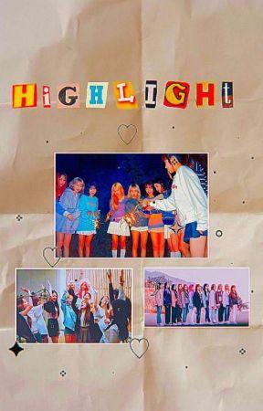 highlight // izone au by yorangdannn