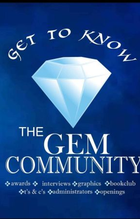 Get To Know The Gem Community ♦HIRING♦ by TheGemCommunity