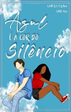 ⚧ | Azul é a Cor do Silêncio by ChristianSarth