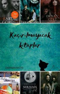 Kaçırılmaycak Kitaplar📚📚 cover