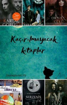 Kaçırılmaycak Kitaplar📚📚 by zeynepbuse115