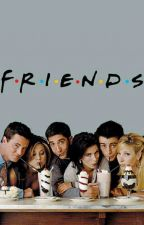 Friends Preferences by Rainbowdumbass
