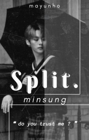 SPLIT.  ーminsung by MayUnhO