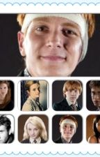 George Weasley:The Mission by thegoldenquartet