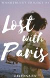 Lost with Paris cover