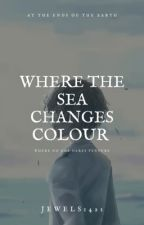 Where The Sea Changes Colour / Dazai x Reader by jewels1421