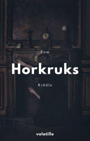 Horkruks ▶Tom Riddle by volatille