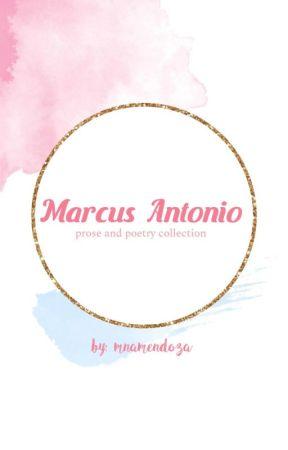 Marcus Antonio by mnamendoza