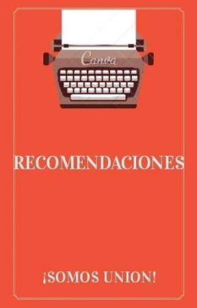 Recomendaciones (ABIERTO) by Esquad_Adam