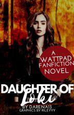 Daughter of Loki by Darena13