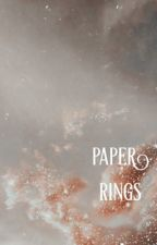 paper rings || finn hudson by awkotters