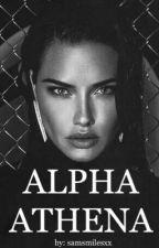 Alpha Athena by samsmilesxx