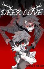 deer love by aleriesmagne
