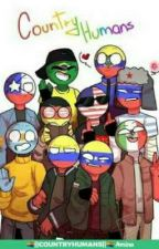 Cómics e Imagenes De Countryhumans by CASTL3_YOUTUBE