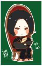 snape and the little by Regulus_Writes