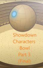 Showdown-Characters-Bowl! by Eron1999