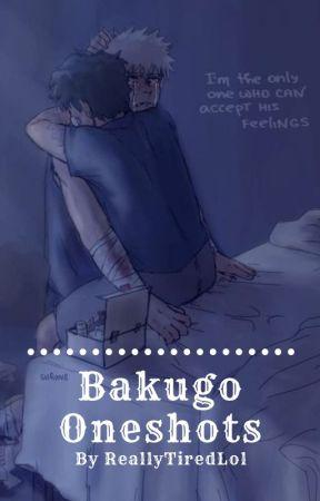Bakugo Oneshots by ReallyTiredLol