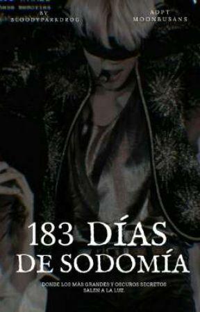 183 DÍAS DE SODOMÍA   YOONMIN. by moonbusans