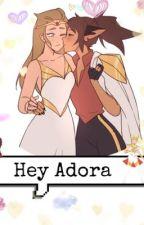 Hey Adora by PinkRathian