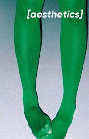 Mon aesthetics book 🌻 by Gwenn_ie_lOurson