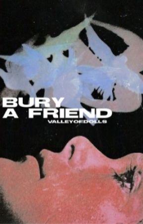 BURY A FRIEND ... klaus mikaelson¹ [ under construction ] by starsaroundscars