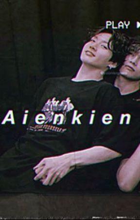 Aienkien || Taekook 🐯🐰 by yoonlesyuxo