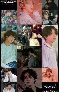 10 Años en el olvido <Kookjin> ~omegaverse~ cover