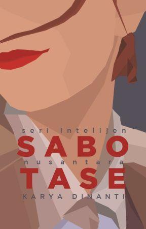 Sabotase (Intelijen Nusantara #2) by kontradiksi