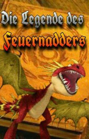 Die Legende des Feuernadders by Astrid-Sturmpfeil