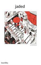 jaded - ushijima by beaniibby