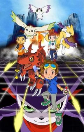 Digimon Challenges by freddy124227382