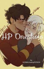 Harry Potter oneshots by NORMALfreakingPERSON