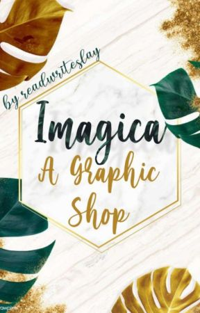 Imagica | A Graphic Shop by readwriteslay