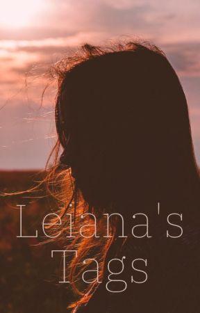 Leiana's Tags by leiana52