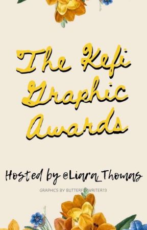 The Kefi Graphic Awards (OPEN) by -TWIZZLER