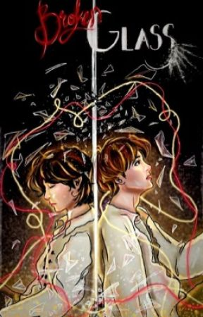 Broken Glass - Taekook by hooverssweaterpaws