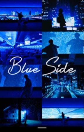 Blue Side by potatoedust