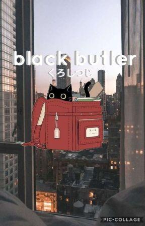 Black Butler くろしつじ by -friendly_alien-