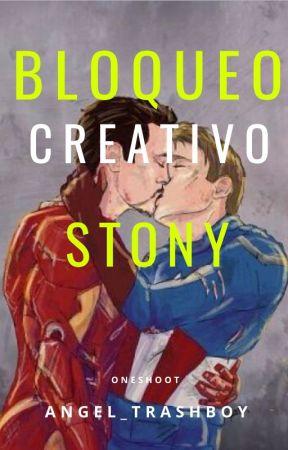 Bloqueo Creativo ||Stony|| by _satanicpickle