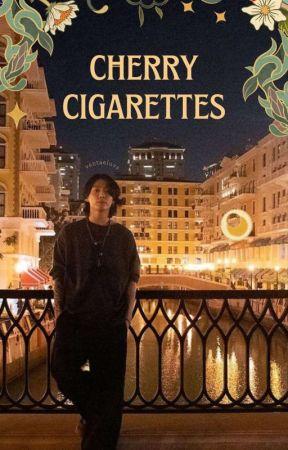 cherry cigarettes ©jeon jungkook. by vantaeluvs