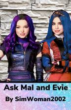 Ask Mal and Evie by SimWoman2002