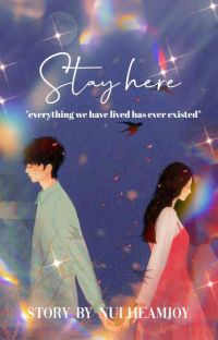 Stay Here [On Going] cover